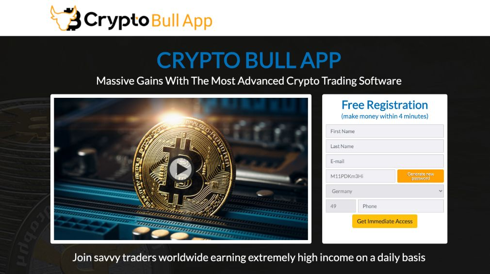 Crypto Bull Review