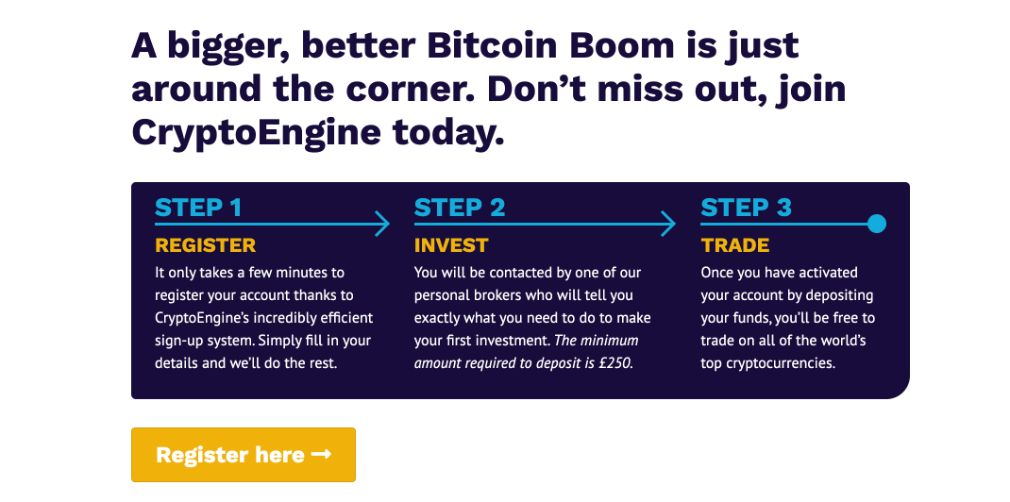 Crypto Engine how it works
